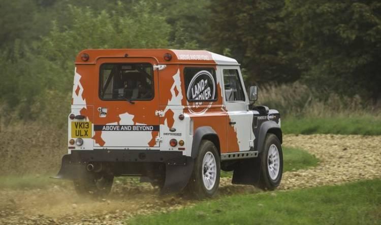 Defender Challenge by Bowler Motorsport, cantera para el Dakar en una nueva copa monomarca