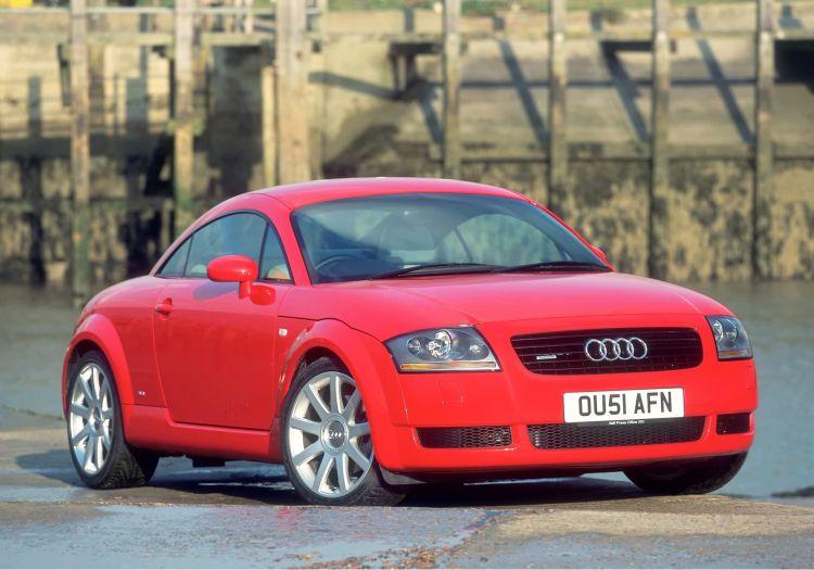 Deportivos Practicos Seis Mil Euros Audi Tt 8n 01