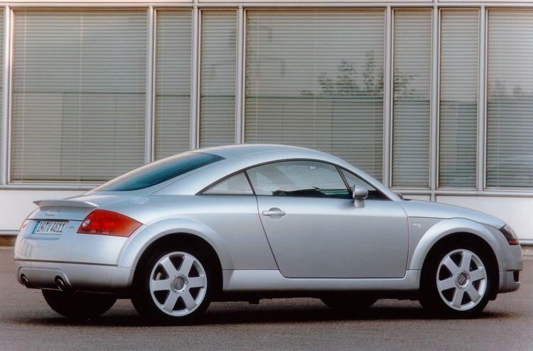 Deportivos Practicos Seis Mil Euros Audi Tt 8n 02