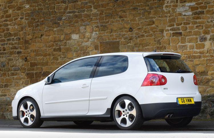 Deportivos Practicos Seis Mil Euros Volkswagen Golf Mk5 Gti 02