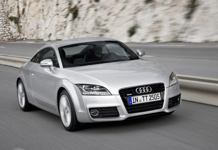 Deportivos Segunda Mano 10 Mil Euros Audi Tt 01