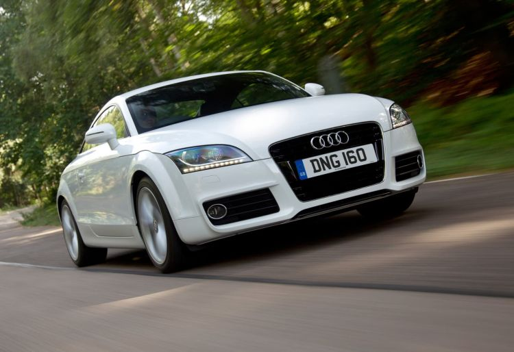 Deportivos Segunda Mano 10 Mil Euros Audi Tt 02