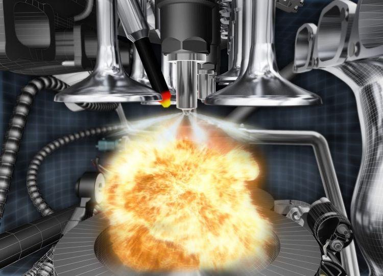 Descarbonizar Diesel Camara Combustion