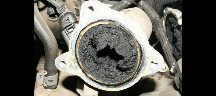 Descarbonizar Diesel Egr Sucia