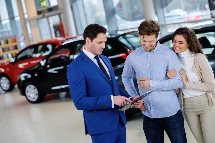Return Car Dealership Purchase 03