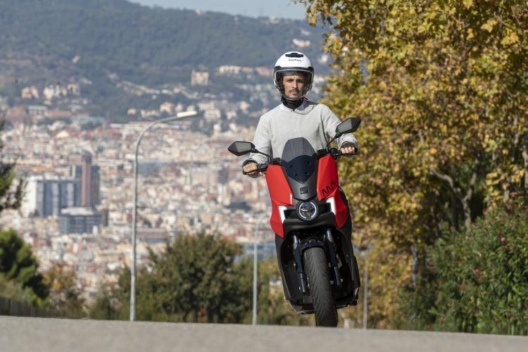 Dgt Infracciones Sanciones Comunes Motos Seat Mo Escooter 125