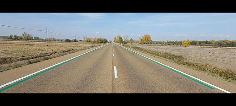Dgt Lineas Verdes Carretera