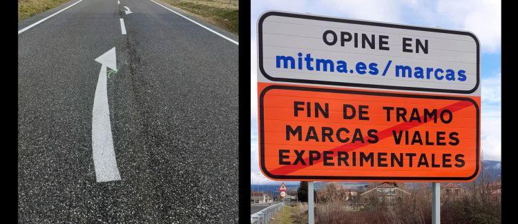 Dgt Marcas Viales Experimentales 01