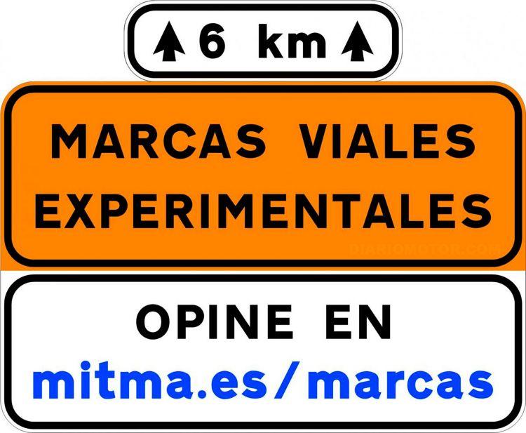 Dgt Marcas Viales Experimentales 05
