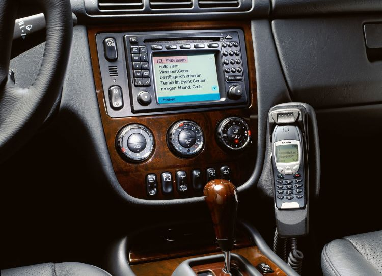 Dgt Multa Navegador Mercedes Ml 2001 Sistema Entretenimiento