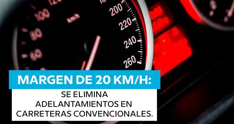 Dgt Reforma 2021 Margen 20 Kmh