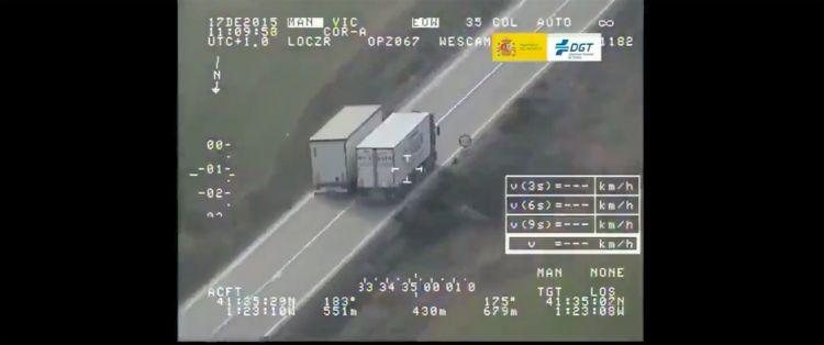 Dgt Video Linea Continua Adelantamiento Camiones