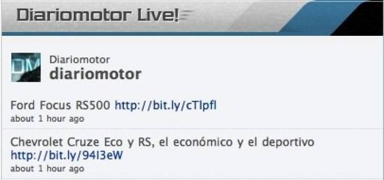 Diariomotor.com, Diariomotor Live
