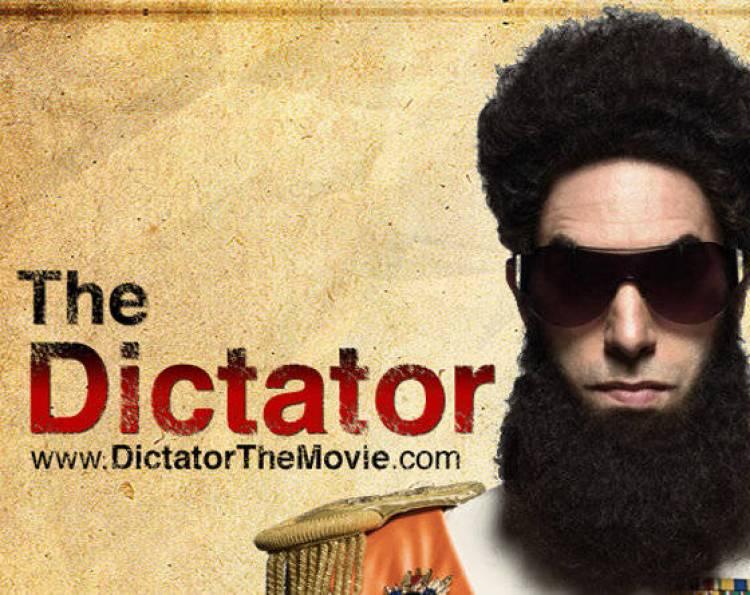 Dictator The Movie
