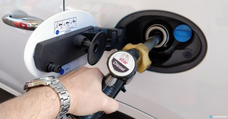 Diesel B7 Deposito Adblue