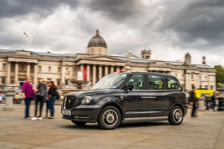 Diesel Gasolina 2035 Taxi Londres