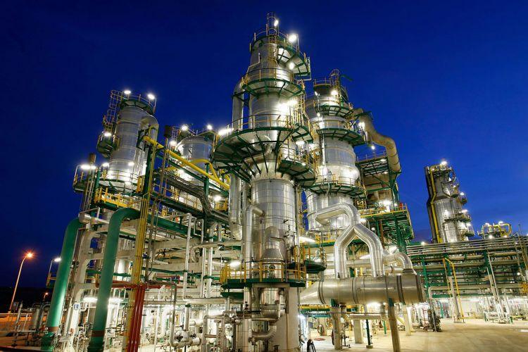 Diesel Gasolina Refineria