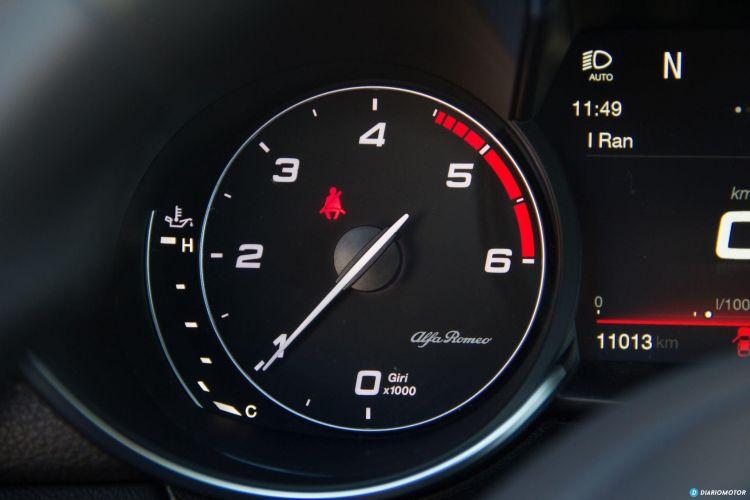 Diesel Inyectores Velocimetro Alfa Giulia