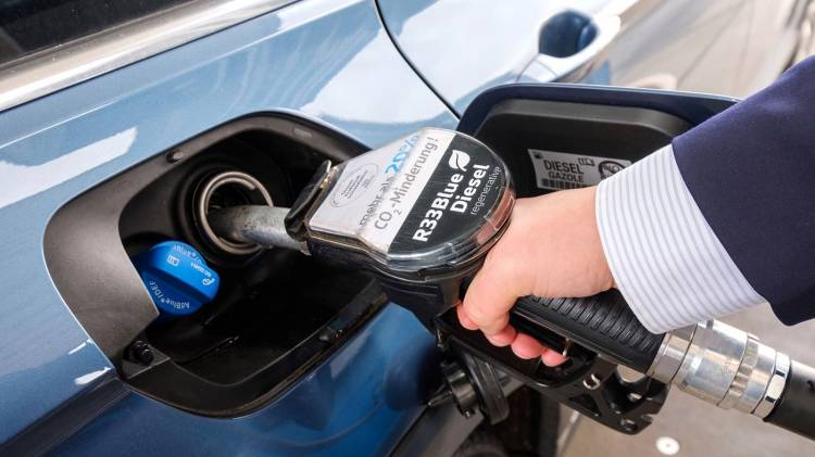 Diesel R33 Adblue Gasolinera 0119 01