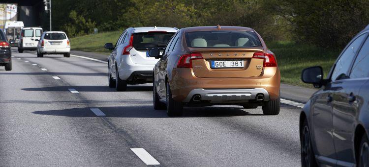 Distancia De Seguridad Volvo