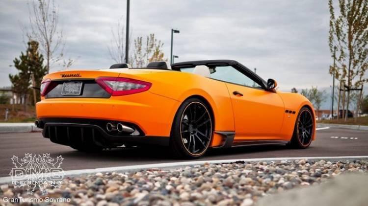 DMC Maserati Sovrano Convertible