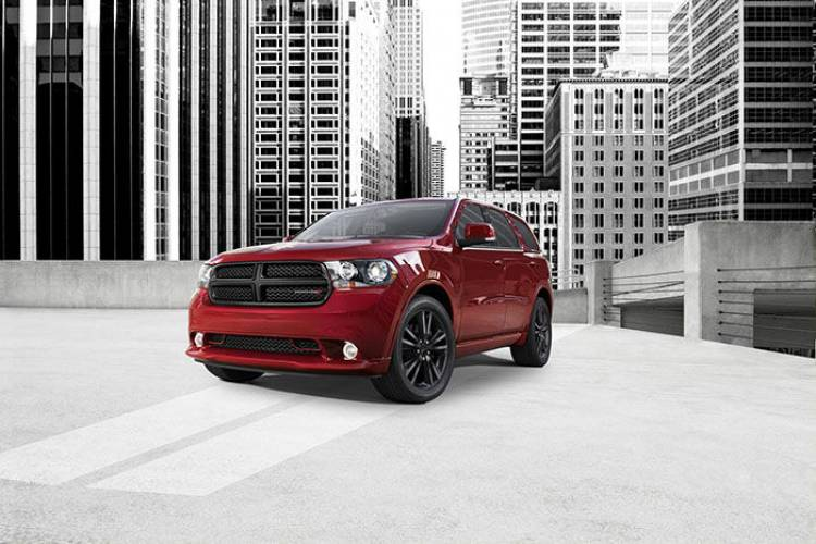 Dodge Blacktop