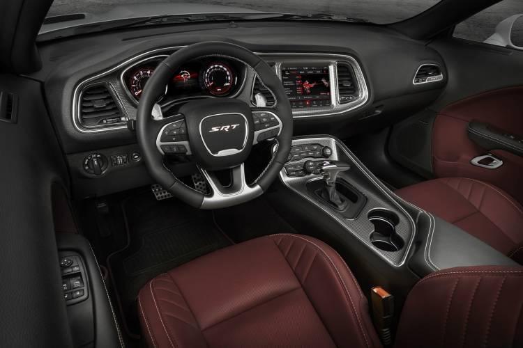 2019 Dodge Challenger Srt Hellcat Widebody Interior