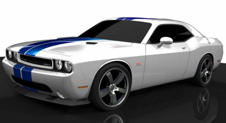 Dodge Challenger 392 SRT8