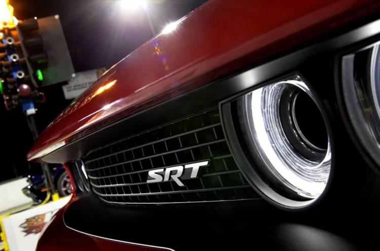 Dodge Challenger SRT Hellcat: el Challenger saca las uñas a la competencia