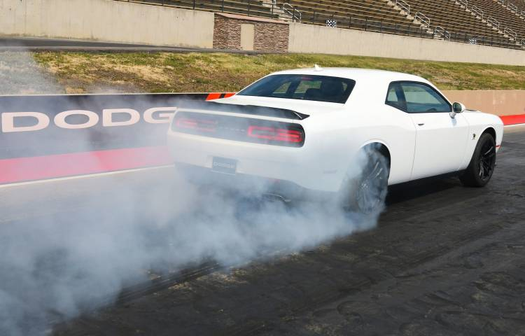 The 2019 Dodge Challenger R/t Scat Pack 1320 Is A Drag Oriented,