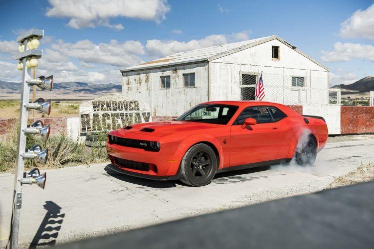 Dodge Challenger Srt Super Stock 0720 014