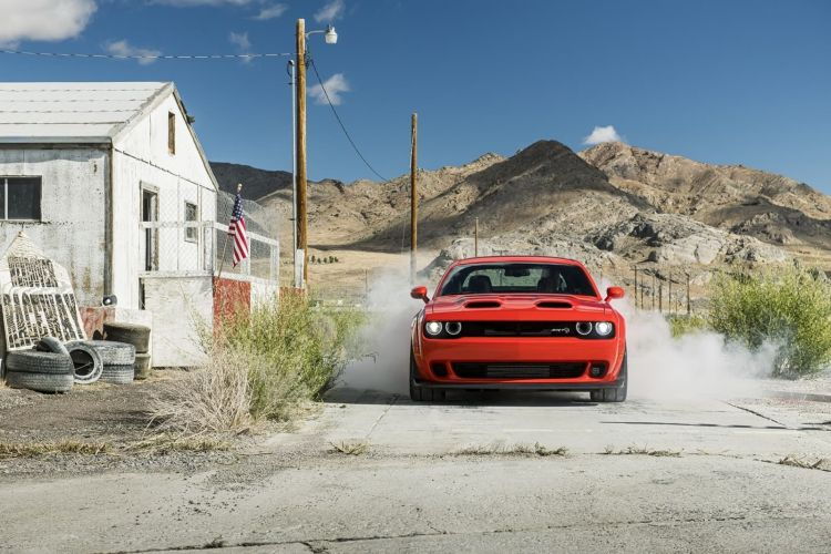 Dodge Challenger Srt Super Stock 0720 015