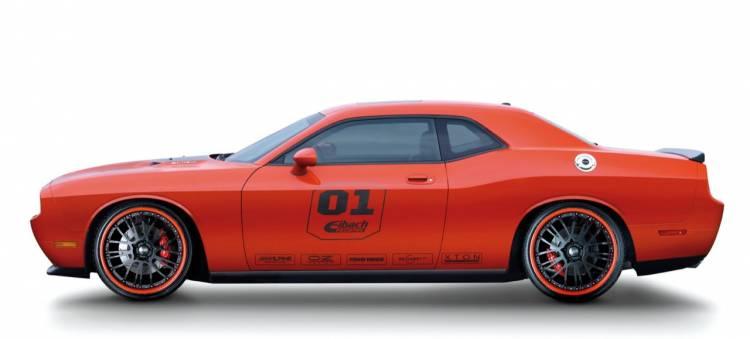Dodge Challenge SRT8 Eibach