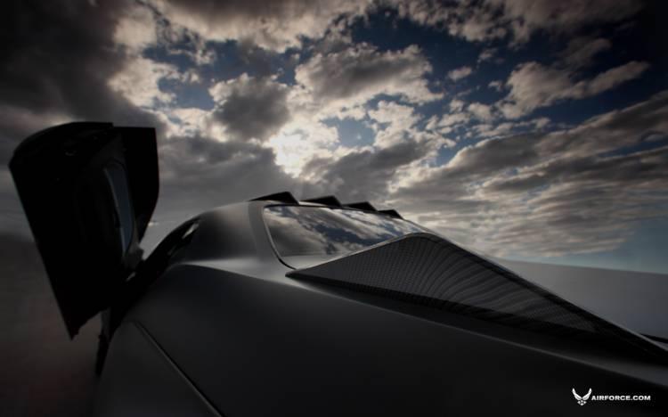 USAF Ford Mustang X-1 y Dodge Challenger Vapor