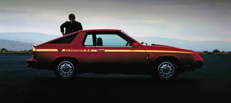 Dodge Charger Cuatro Cilindros