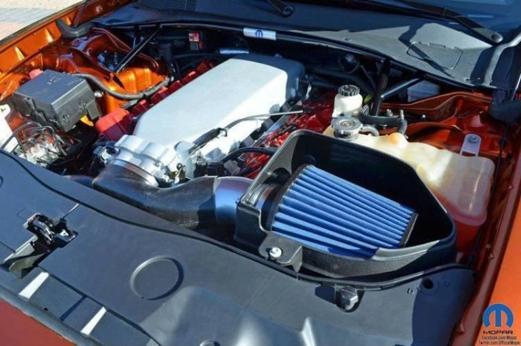 Dodge Charger Juiced Concept, motor Viper V10 para el Charger