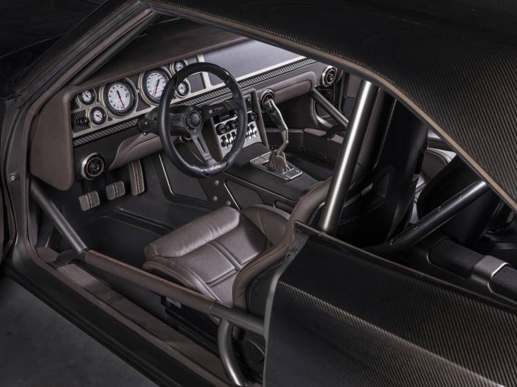 Dodge Charger Speedkore Interior 2
