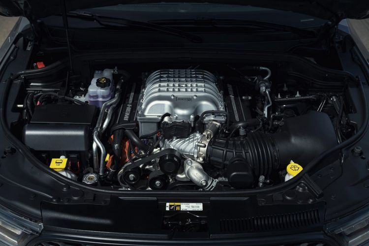 Dodge Durango Srt Hellcat 41