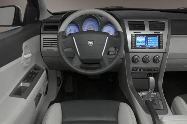 Interior Dodge Avenger 2009