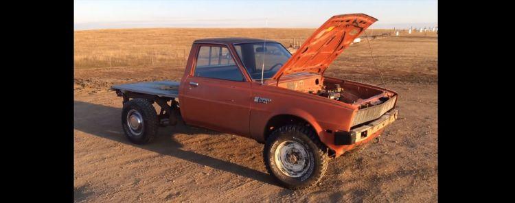 Dodge Ram Segadora