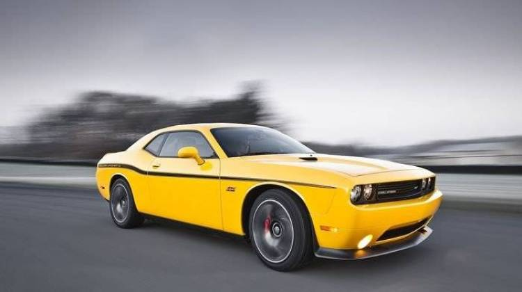 Dodge Charger SRT8 Super Bee y Challenger SRT8 Yellow Jacket
