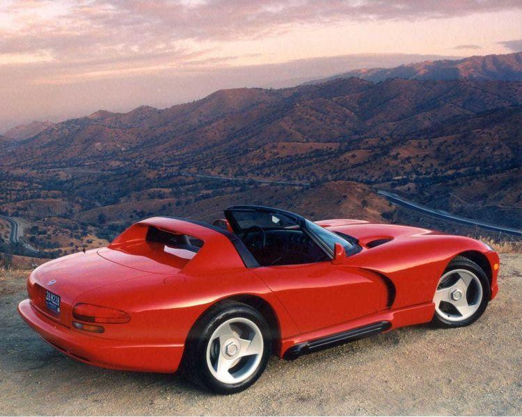 Dodge Viper Anos 90