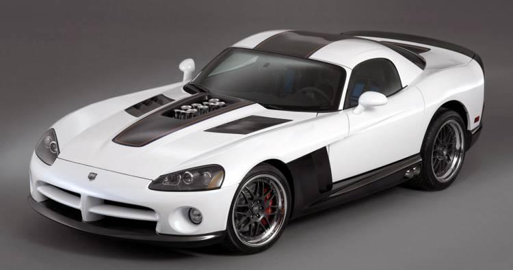 Dodge Viper ASC-McLaren DiamondBack