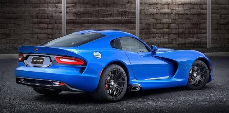 Habrá un Dodge Viper Cabrio, lo veremos como MY2016 ¿conseguirá animar las ventas?