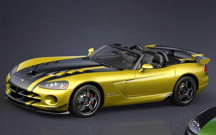 Dodge Viper SRT10 Dealer Exclusive