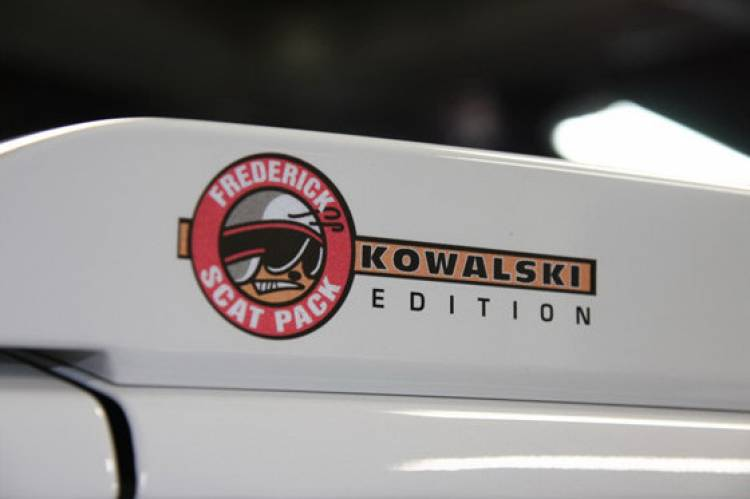 2011 Dodge Challenger Kowalski Edition