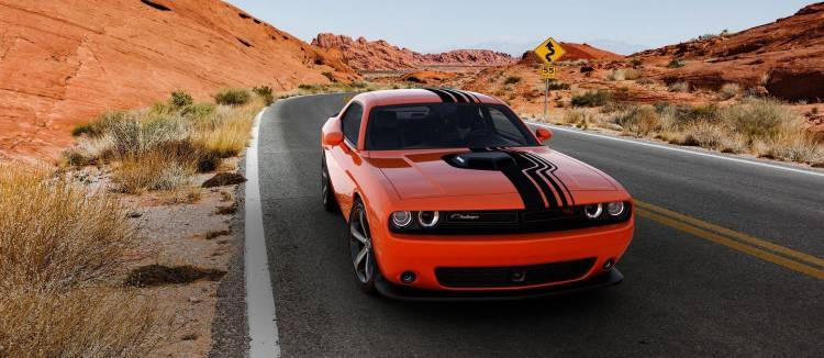 Dodge//SRT continues to offer the ultimate in customization from