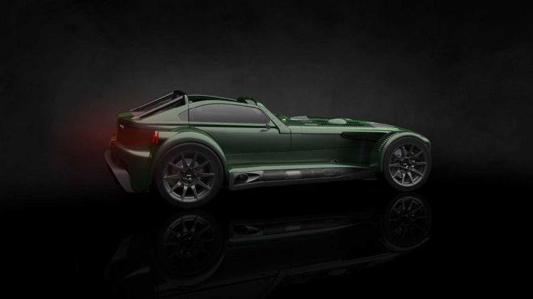 Donkervoort Motor Audi 2