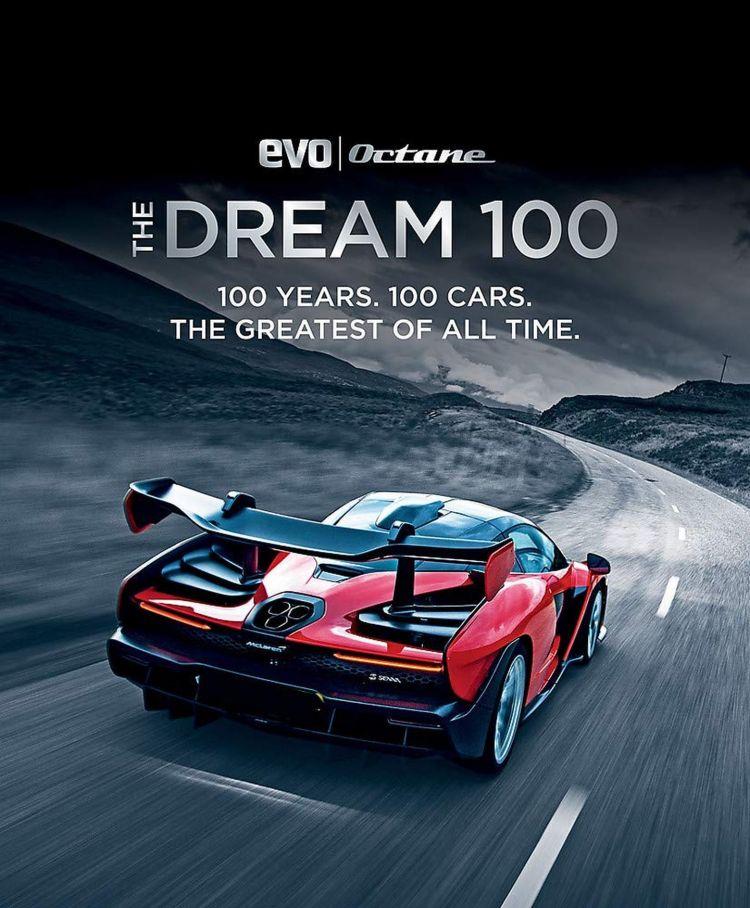 Dream 100 Evo Octane