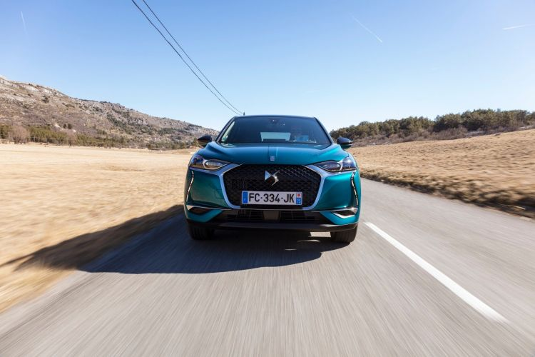 Ds 3 Crossback 2019 Exterior 00049